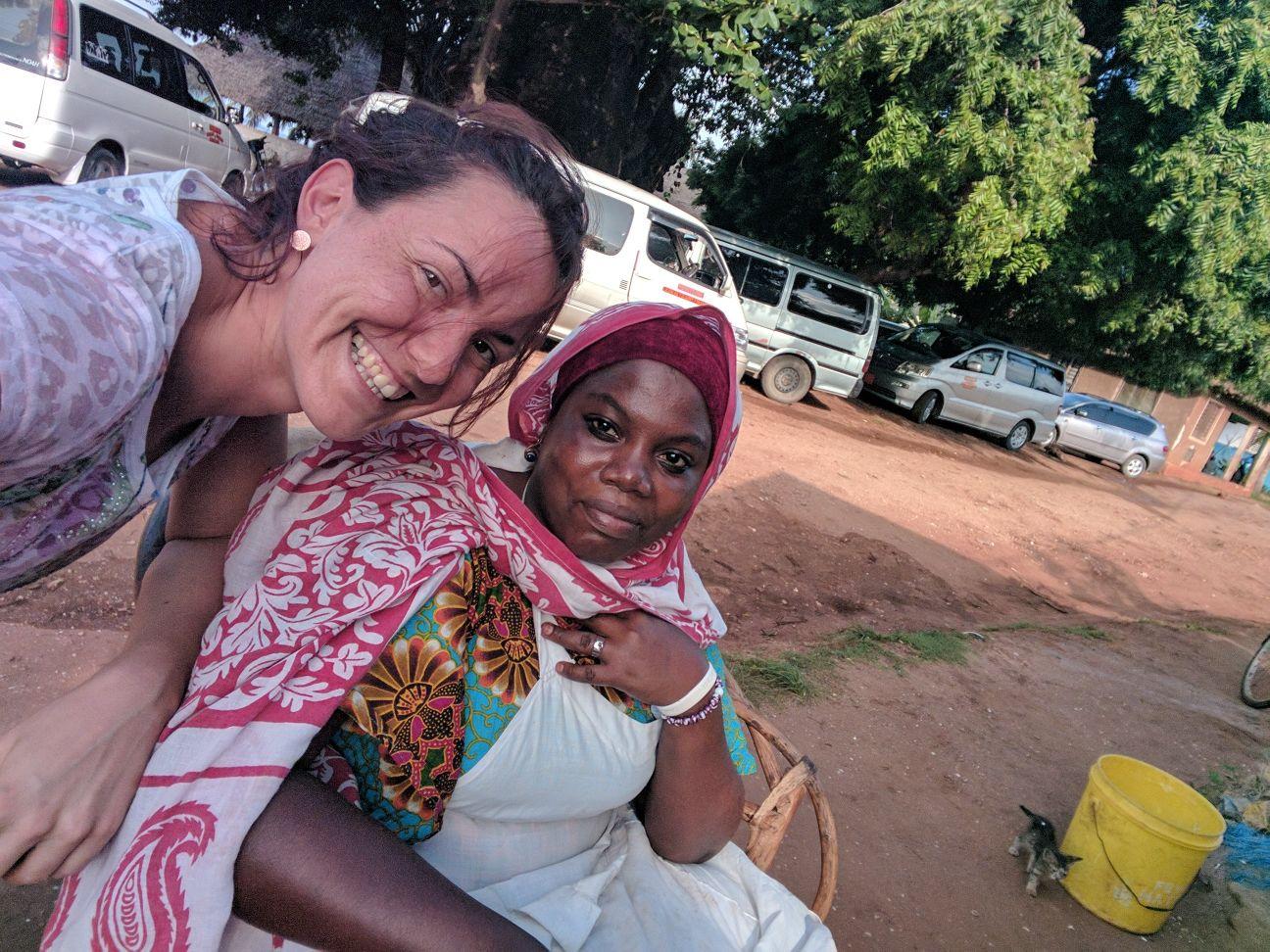 Colazione con chapati a Zanzibar