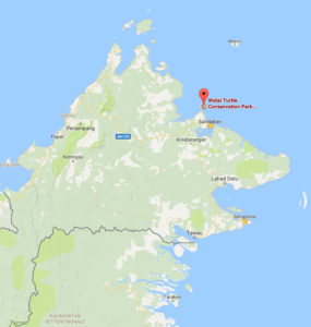 Dove si trova Pulau Libaran