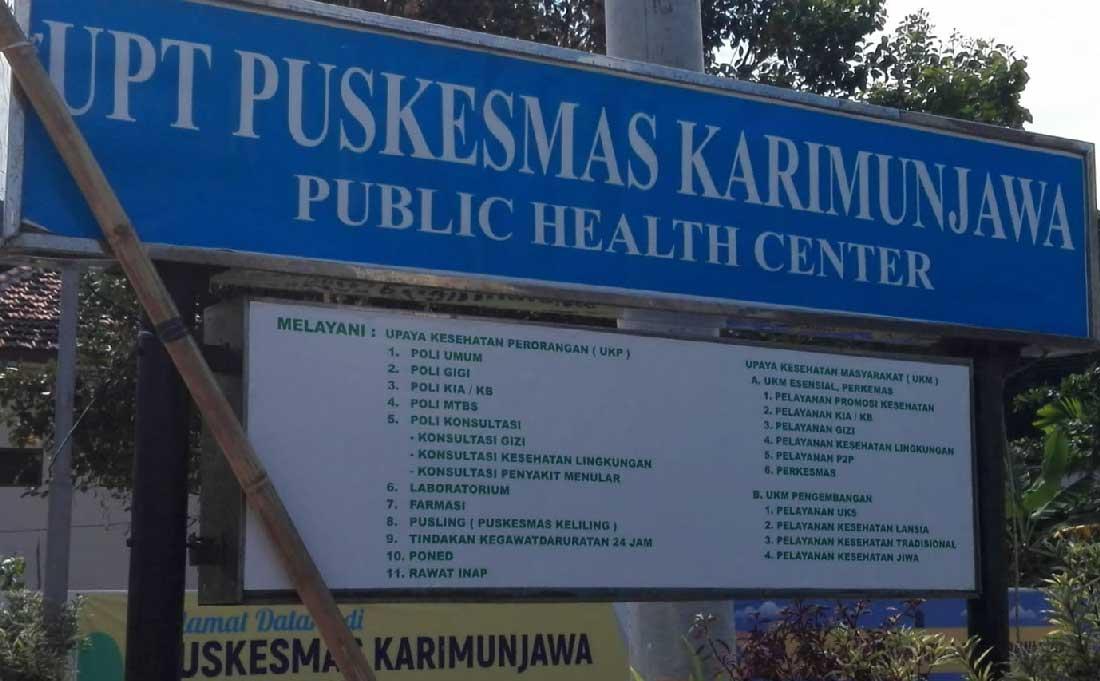 Centro medico Karimunjawa