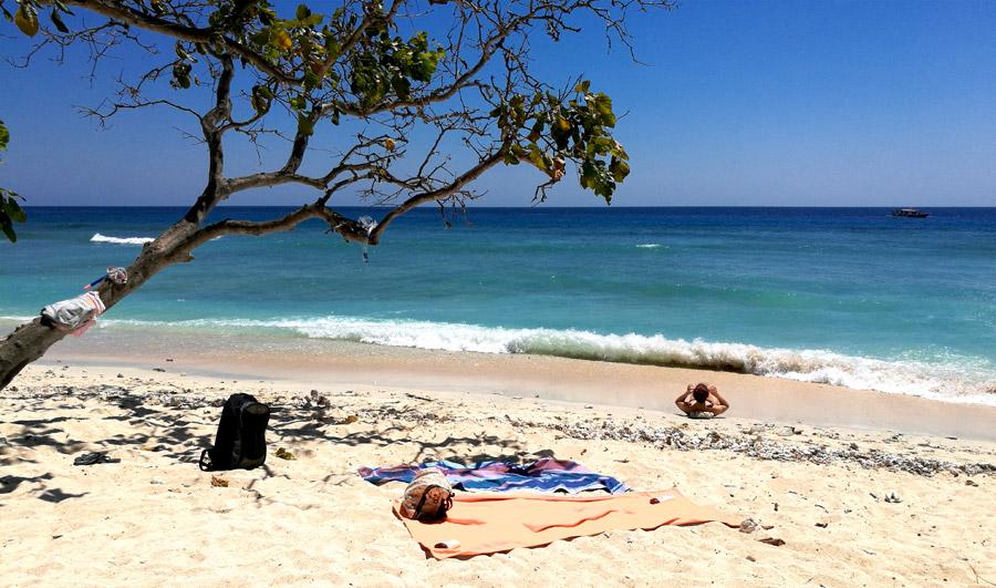 Spiaggia Gili Trawangan