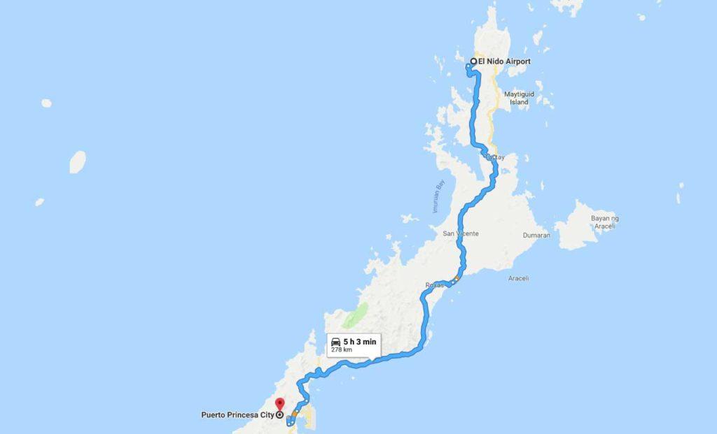 Come arrivare El Nido, Filippine