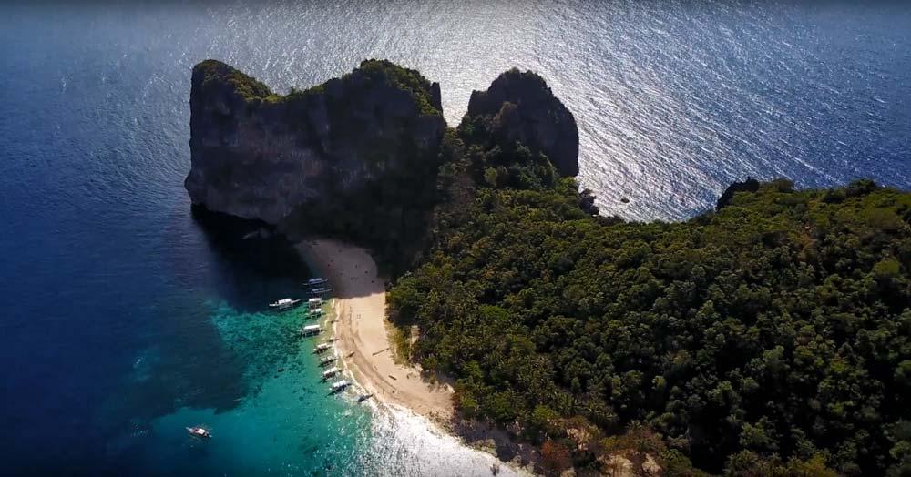 El Nido Helicopter Island