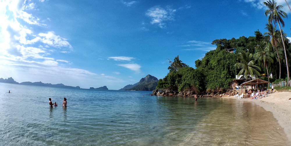 Las Cabanas Beach El Nido