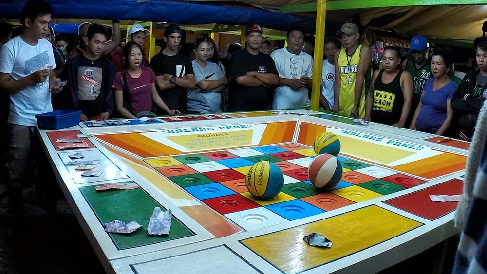 Roulette filippina