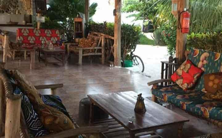 Area comune GOasis resort