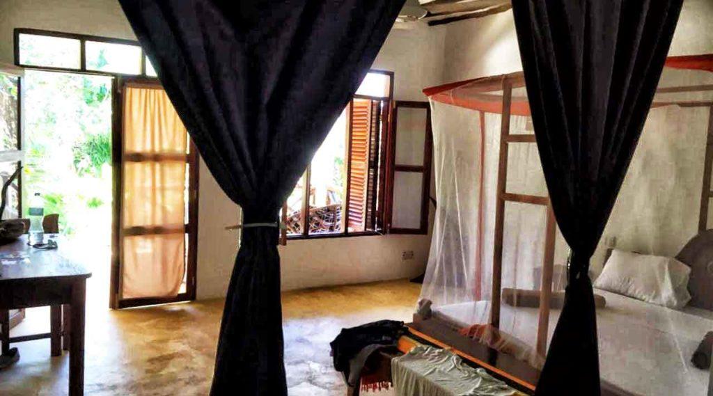 Camera da letto Atii Garden