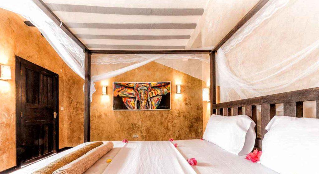 Camera matromioniale Makofi Guesthouse