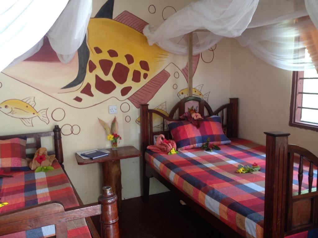 Una camera al Cocoa Guest House