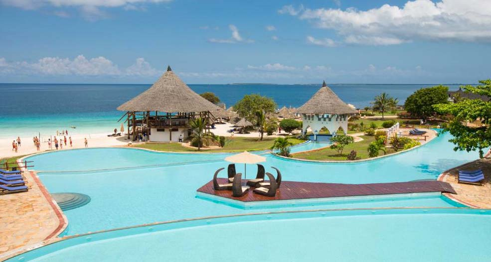 Royal Zanzibar Resort piscina