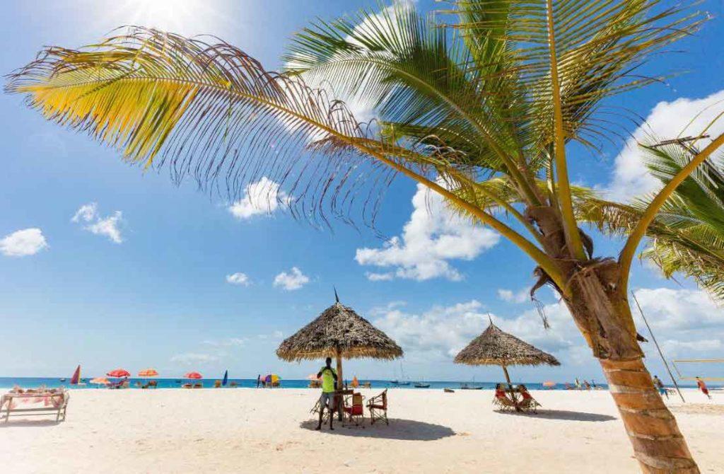 Spiaggia Makofi Nungwi Zanzibar