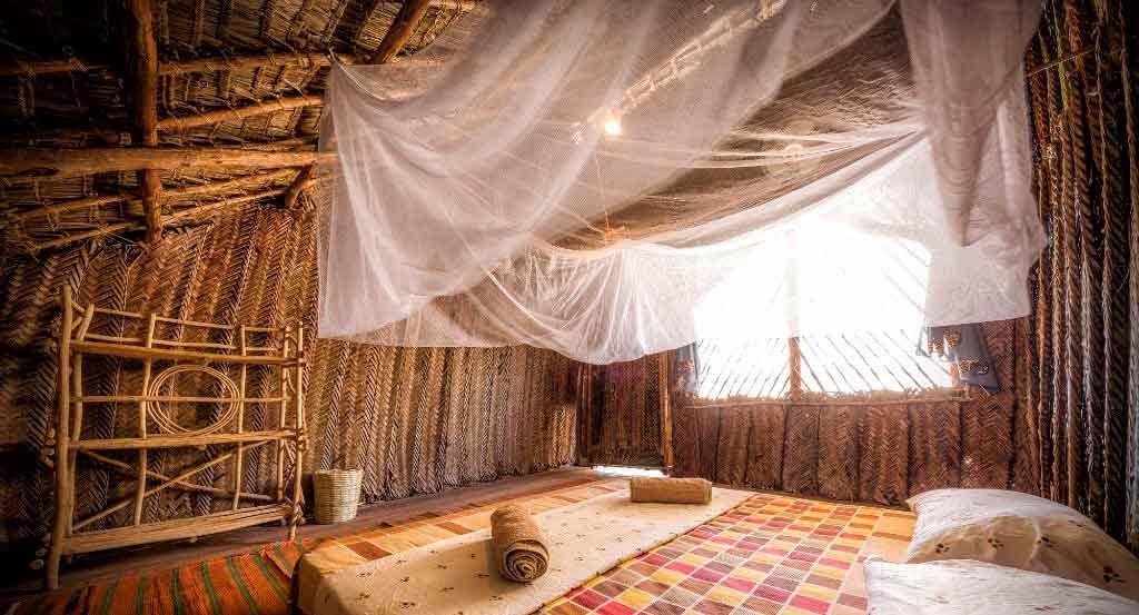 Stanza privata Makofi Banda