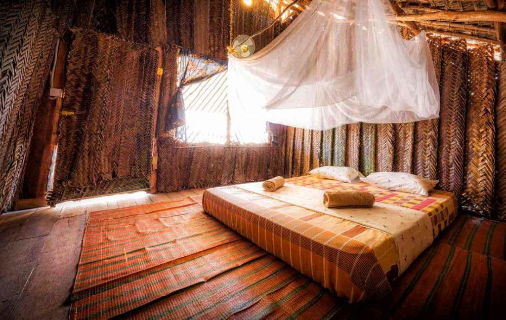Makofi Banda, stanza privata Makofi Guesthouse