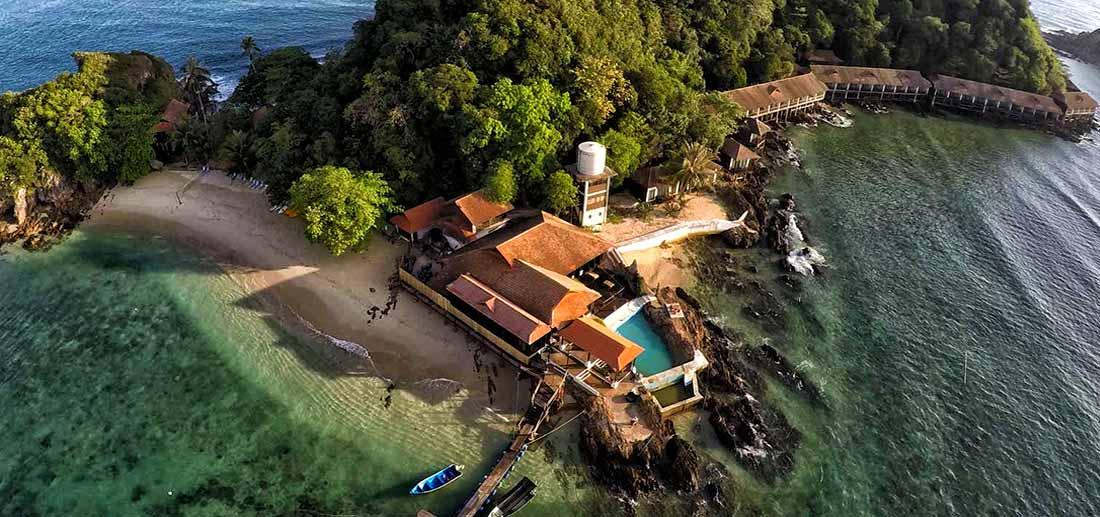 Gem Island Resort, Pulau Gemia
