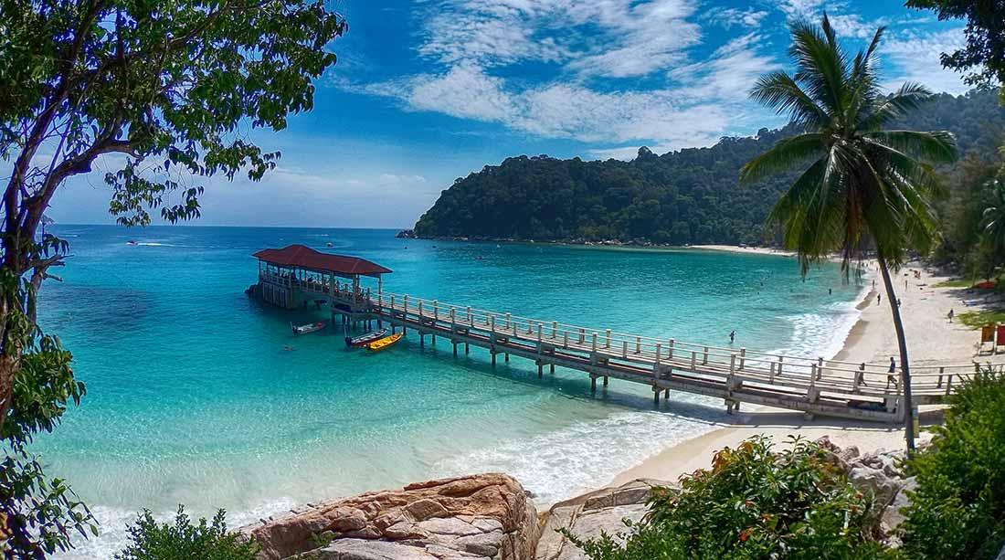 Malesia mare Isole Perhentian