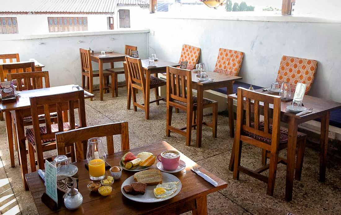 Terrazza Zenji Hotel Zanzibar