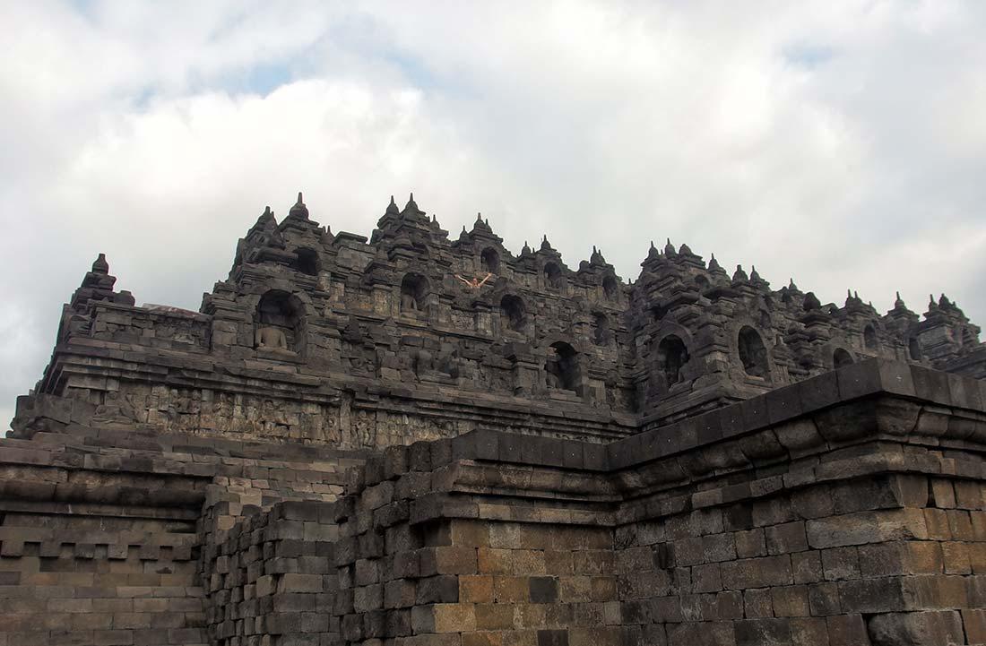Tempio Borobudur, Indonesia