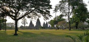 Il complesso di templi di Prambanan