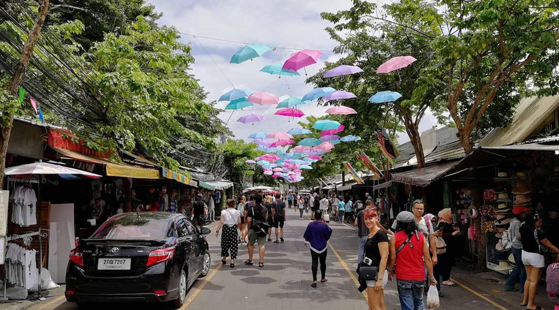 Bangkok, Chatuchack Market