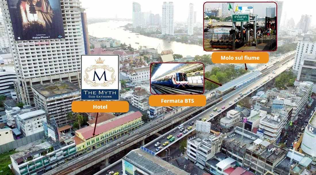 Dove alloggiare a Bangkok | Impiegata Giramondo