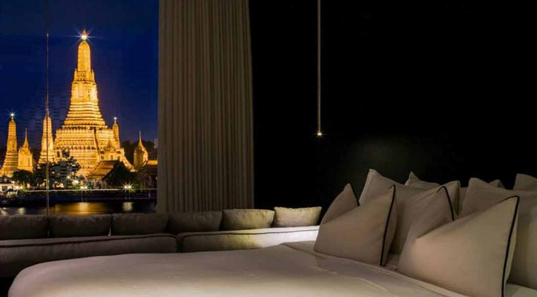 Sala Rattanakosin Bangkok, Hotel a Bangkok sul fiume