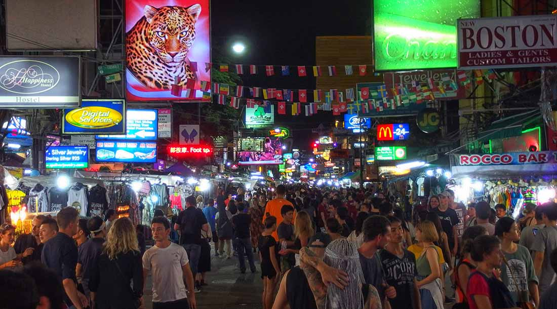 Khao San Road Night Market