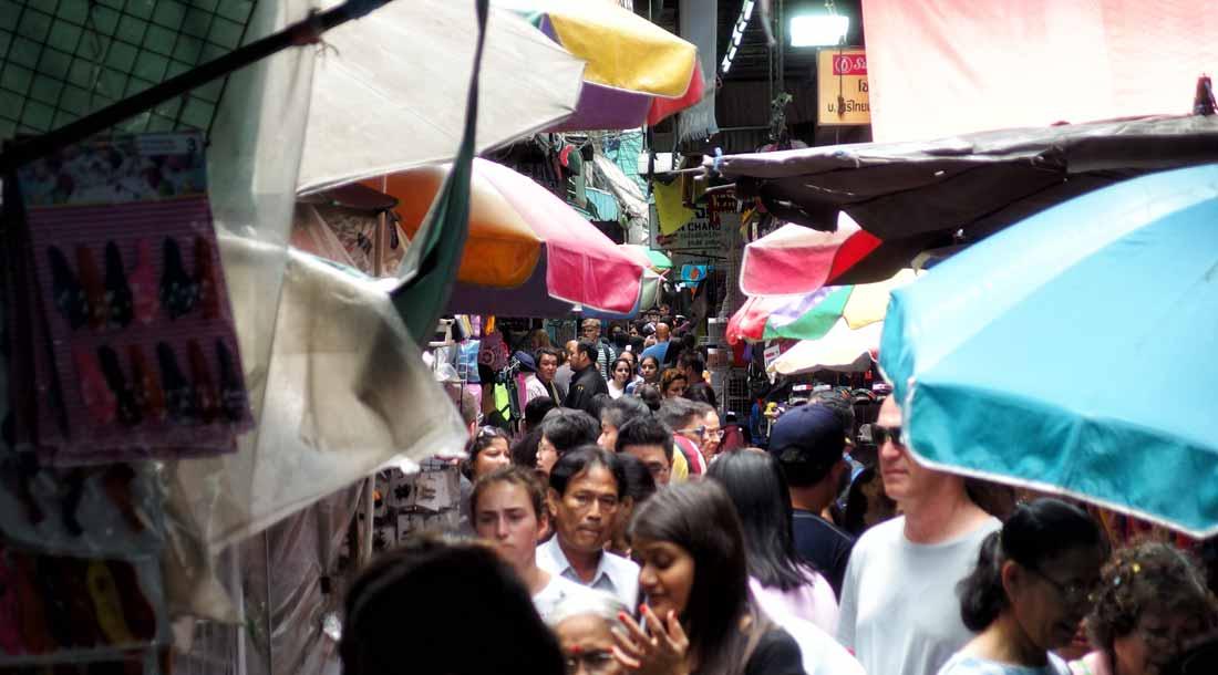 Mercato China Town Bangkok
