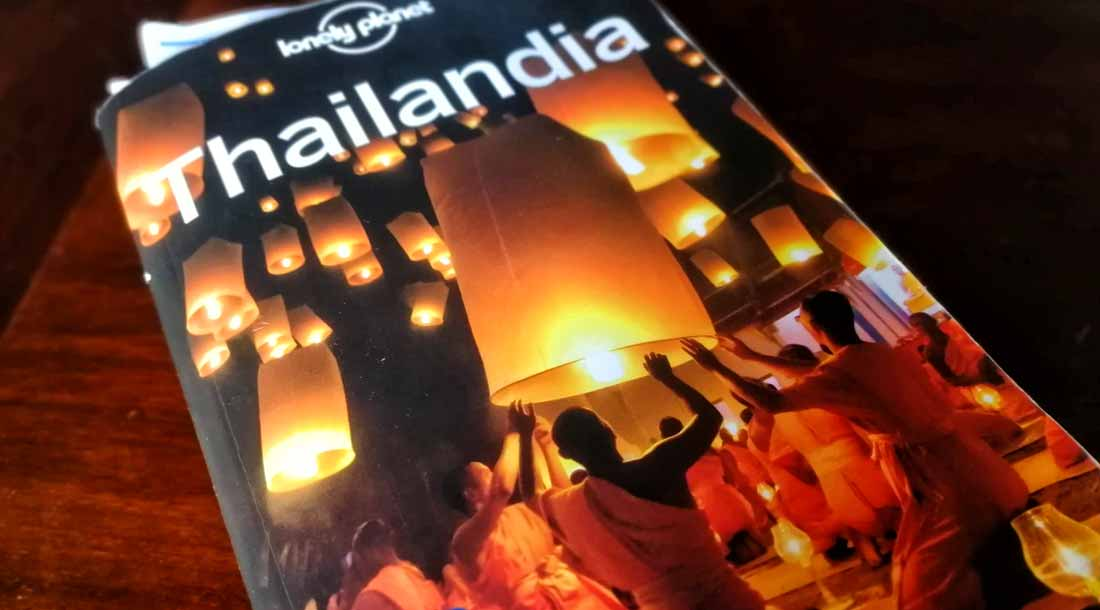 Lonely Planet Thailandia