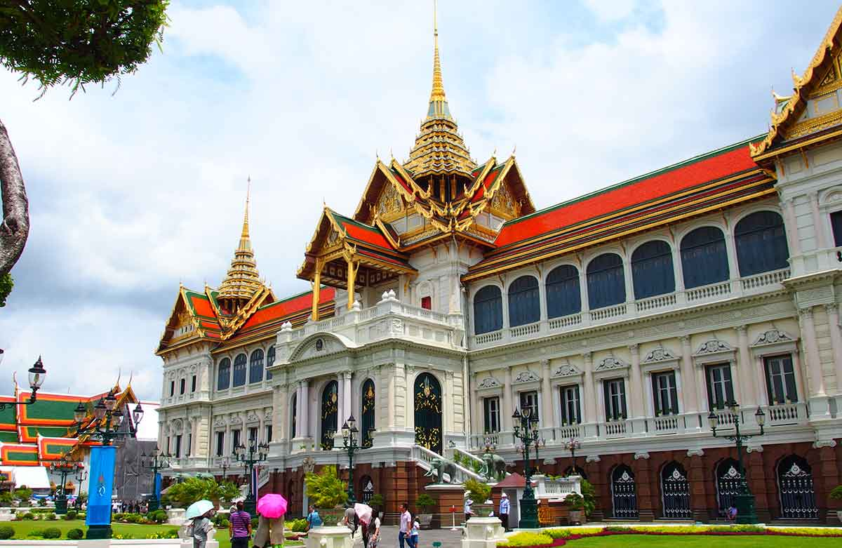 Bangkok, Gran Palazzo Reale