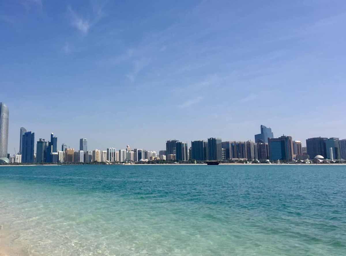 Il mare di Dubai