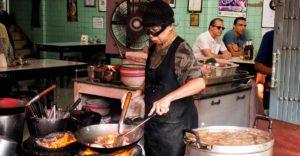 Jai Fai, il miglior ristorante di Bangkok