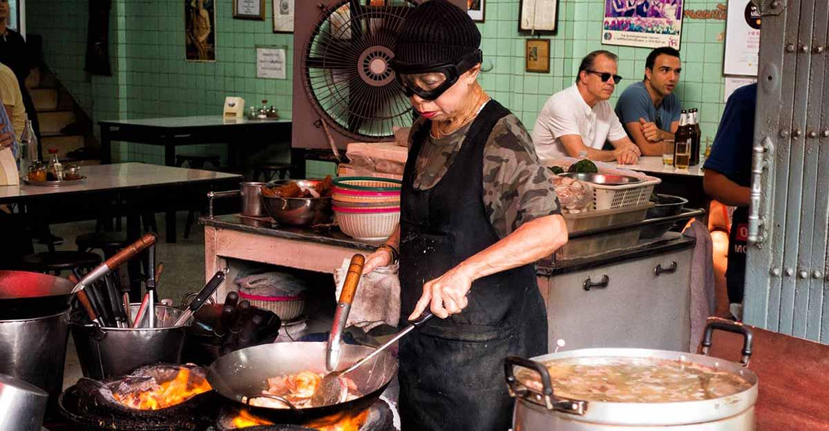 Jai Fai il miglior ristorante di Bangkok