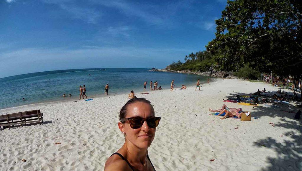 Io a Bottle Beach :)