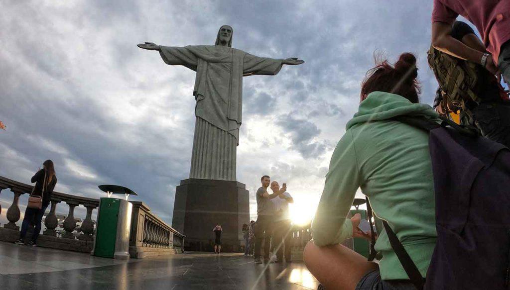Statua del Cristo Redentore, Rio de Janeiro