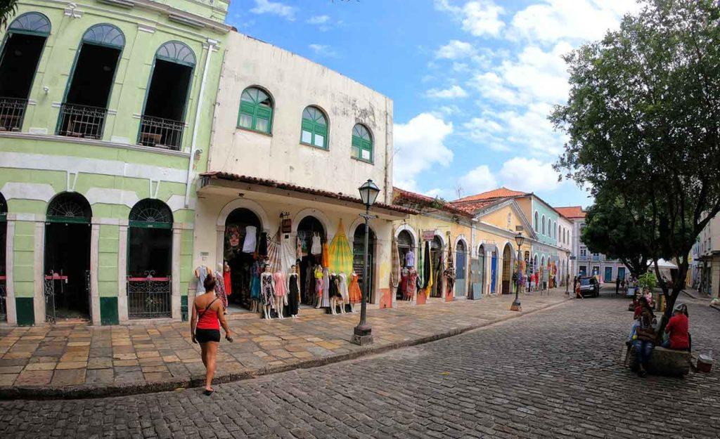 São Luís una via del centro
