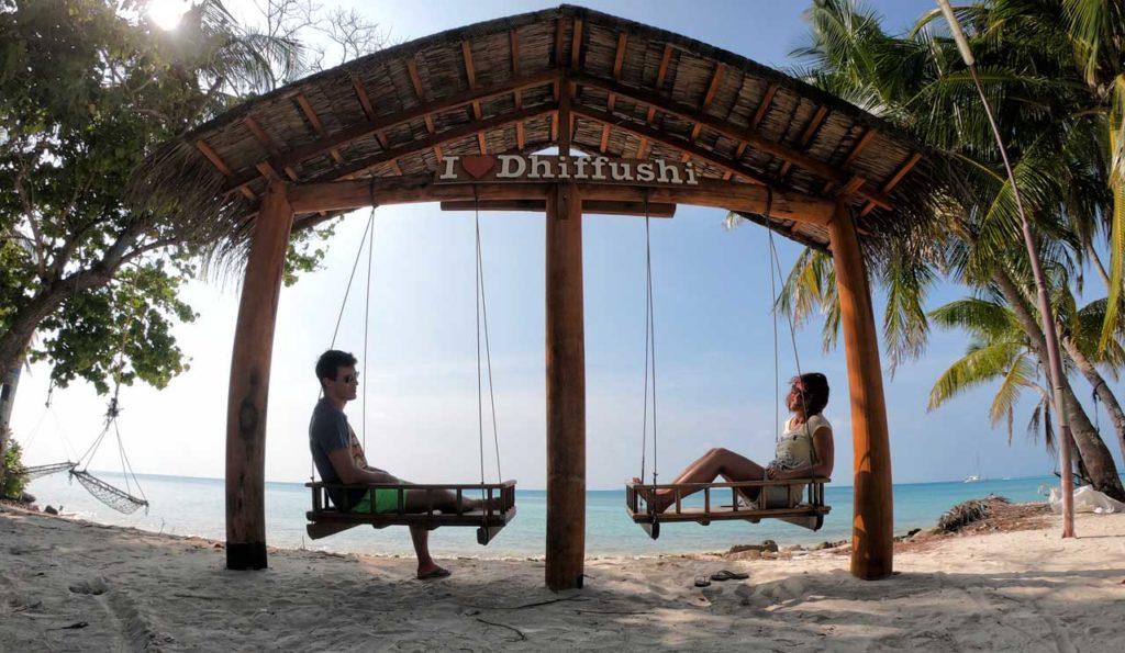 Dhiffushi, il mio Capodanno fai da te alle Maldive