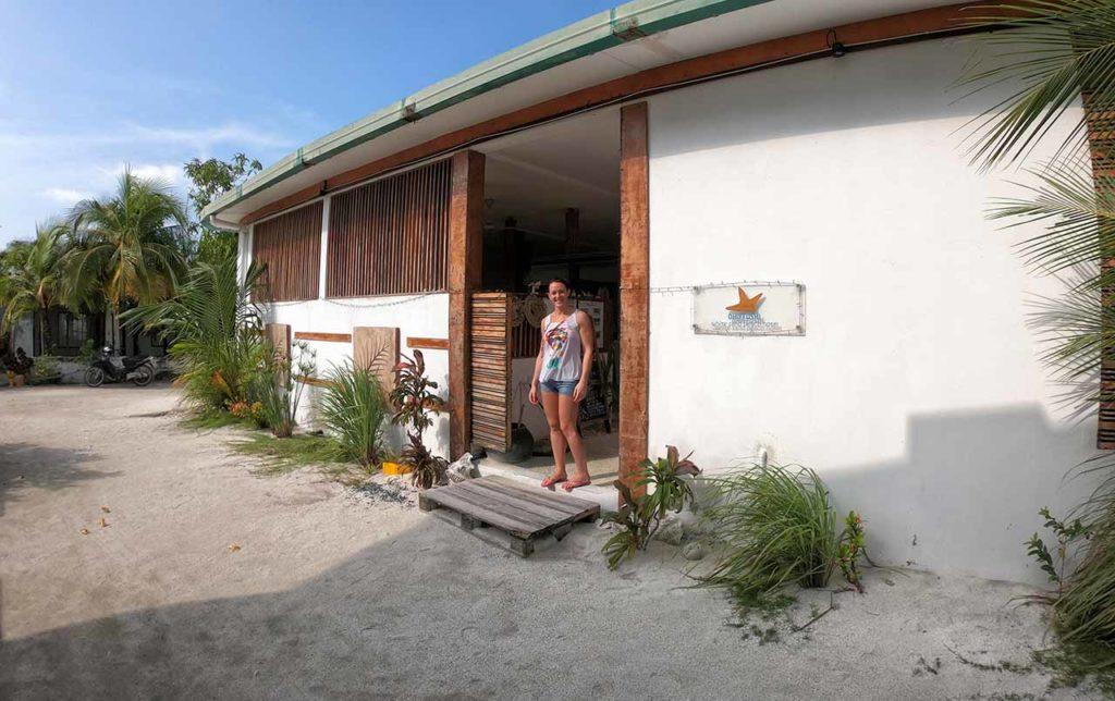 Guesthouse Maldive: sulla soglia del Dhiffushi White Sand Beach