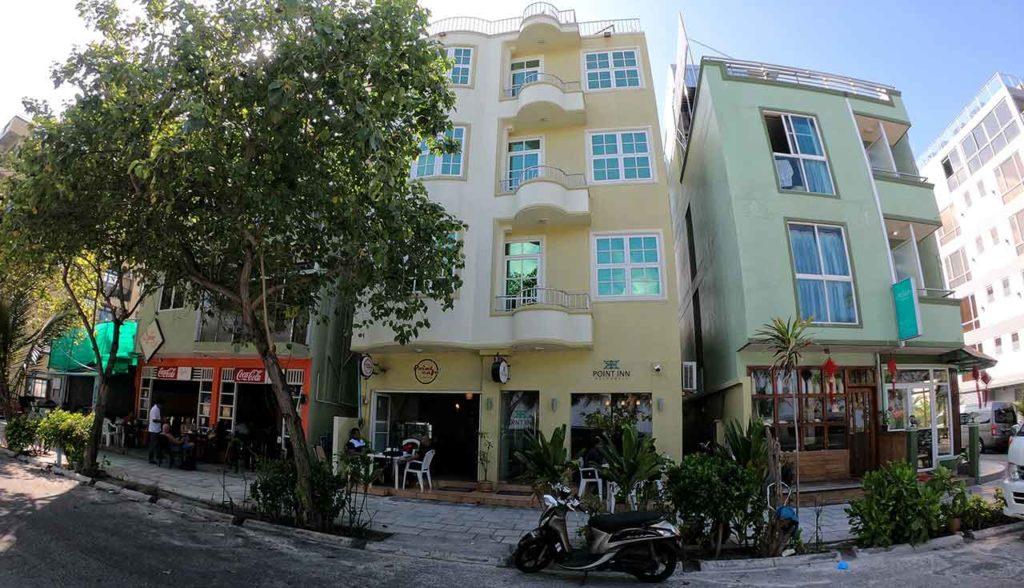 Hotel a Hulhumalé
