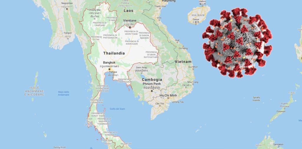 Thailandia e Coronavirus: la situazione aggiornata