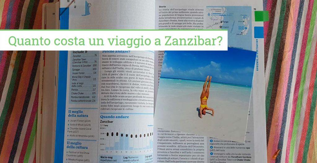 Quanco costa un viaggio a Zanzibar?