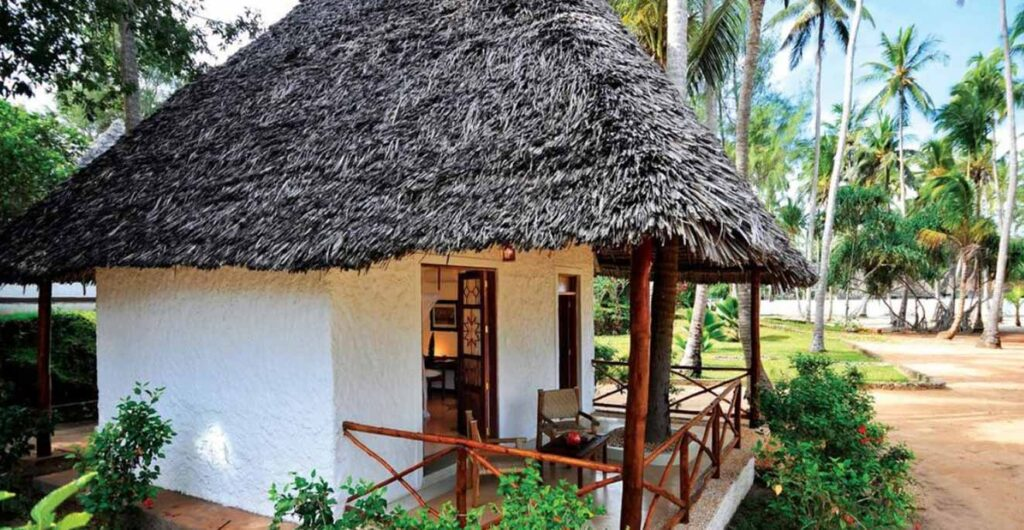 I bungalow del Diamond Mapenzi Beach