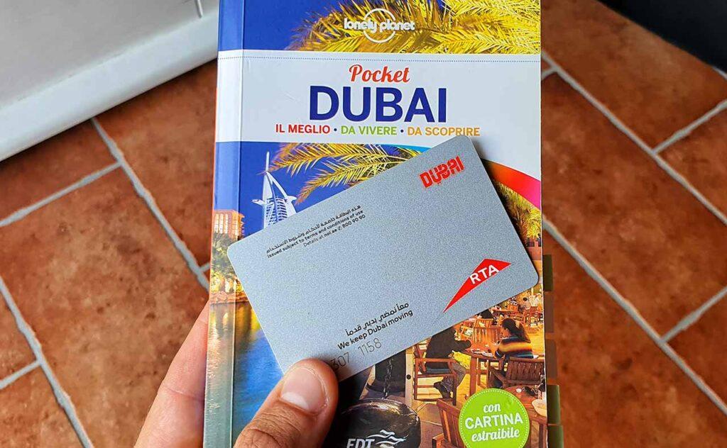 Tessera dei trasporti di Dubai: la Nol Card