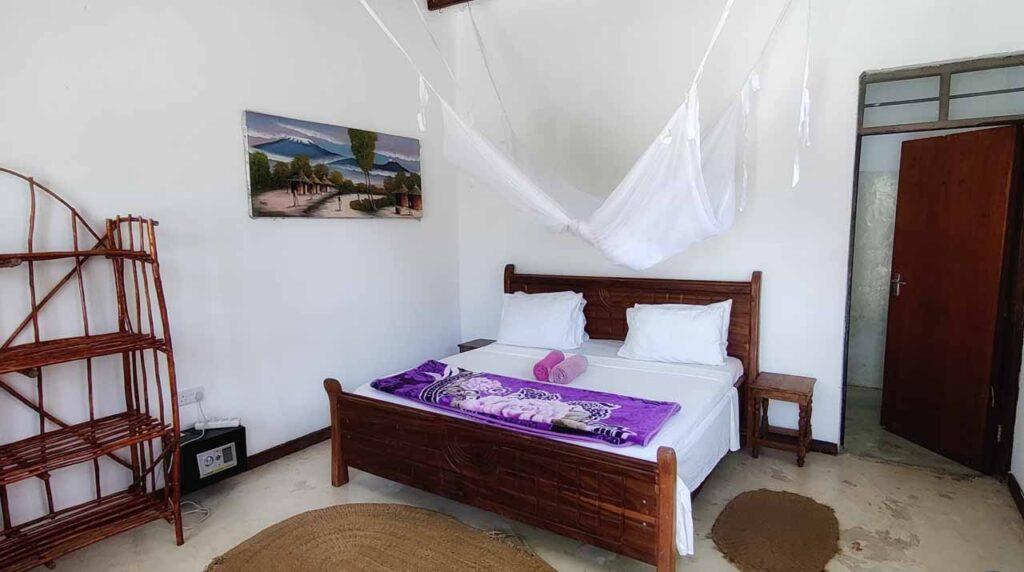 Stanza dell'Ananda Beach House a Zanzibar
