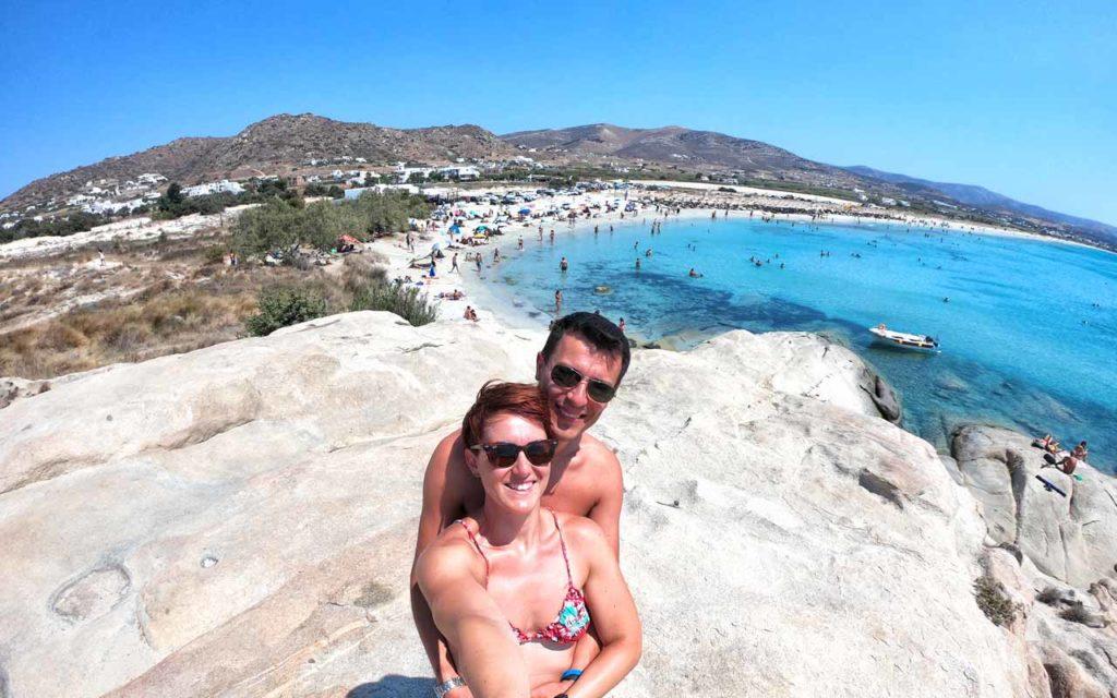 Mikri Vigla la miglior spiaggia di Naxos