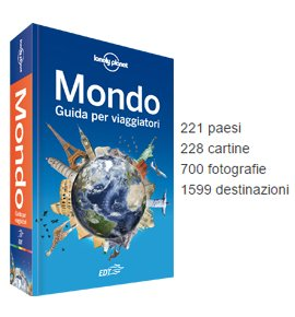 Lonely Planet guida Mondo