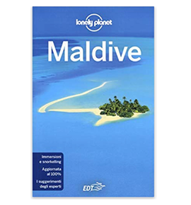 Lonely Planet Maldive